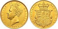 Sovereign Gold 1825 Großbritannien George IV. 1820-1830. Vorzüglich  1150,00 EUR kostenloser Versand