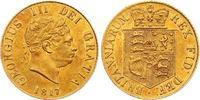 Half Sovereign Gold 1817 Großbritannien George III. 1760-1820. Schöne P... 725,00 EUR  zzgl. 7,00 EUR Versand