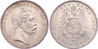 5 Mark 1875  H Hessen Ludwig III. 1848-1877. Prachtexemplar. Vorzüglich... 6900,00 EUR kostenloser Versand