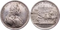Silbermedaille 1712 Bremen und Verden Karl XII. 1697-1718. Stempelfehle... 3250,00 EUR kostenloser Versand