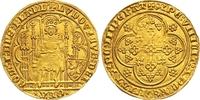Chaise d'or à l'aigle Gold  1346-1384 Belgien-Flandern Ludwig II. de Ma... 1850,00 EUR kostenloser Versand
