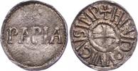 Pfennig  814-840 n. Chr. Italien-Pavia Ludwig der Fromme 814-840. Schön... 1275,00 EUR kostenloser Versand