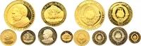 20, 50, 100, 200, 500 und Gold 1000 Jugoslawien Volksrepublik. Polierte... 5650,00 EUR kostenloser Versand