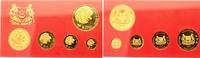 5, 10, 25, 50 und 100 Dollars Gold 1992  L Singapur  Winzige Flecken, P... 2650,00 EUR kostenloser Versand