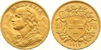 20 Franken Gold 1915  B Schweiz-Eidgenossenschaft  Prachtexemplar. Stem... 375,00 EUR  zzgl. 7,00 EUR Versand