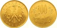 100 Schilling Gold 1927 Österreich Erste Republik 1918-1938. Vorzüglich... 975,00 EUR  zzgl. 7,00 EUR Versand