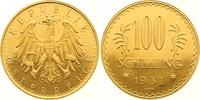 100 Schilling Gold 1931 Österreich Erste Republik 1918-1938. Winzige Kr... 1100,00 EUR kostenloser Versand