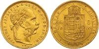 8 Gulden = 20 Francs Gold 1883  KB Haus Habsburg Franz Joseph I. 1848-1... 290,00 EUR  zzgl. 7,00 EUR Versand