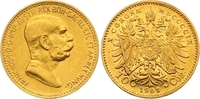 10 Kronen Gold 1909 Haus Habsburg Franz Joseph I. 1848-1916. Vorzüglich  165,00 EUR  zzgl. 7,00 EUR Versand