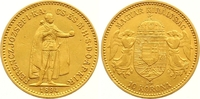 10 Kronen Gold 1894  KB Haus Habsburg Franz Joseph I. 1848-1916. Sehr s... 145,00 EUR  zzgl. 7,00 EUR Versand