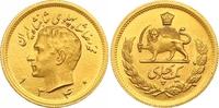 Pahlavi SH Gold 1340 Iran Mohammed Reza Pahlevi, Shah 1941-1979. Vorzüg... 330,00 EUR  zzgl. 7,00 EUR Versand