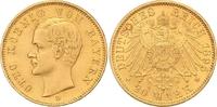 20 Mark Gold 1895  D Bayern Otto 1886-1913. Sehr schön - vorzüglich  345,00 EUR  zzgl. 7,00 EUR Versand
