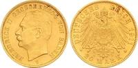 20 Mark Gold 1911  G Baden Friedrich II. 1907-1918. Vorzüglich  395,00 EUR  zzgl. 7,00 EUR Versand