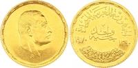 Pound Gold 1980 Ägypten Republik. Seit 1953. Vorzüglich +  375,00 EUR  zzgl. 7,00 EUR Versand