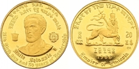 20 Dollars Gold 1966 Äthiopien Haile Selassi I. 1930-1936, 1941-1974. P... 335,00 EUR  zzgl. 7,00 EUR Versand