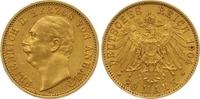 20 Mark Gold 1904  A Anhalt Friedrich II. 1904-1918. Sehr schön - vorzü... 1975,00 EUR kostenloser Versand