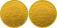 500 Piaster Gold 1293 AH Türkei Abdul Hamid II. (AH 1293-1327) 1876-190... 1750,00 EUR kostenloser Versand