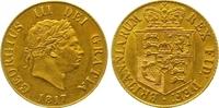 Half Sovereign Gold 1817 Großbritannien George III. 1760-1820. Vorzügli... 825,00 EUR  zzgl. 7,00 EUR Versand