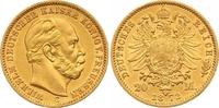 20 Mark Gold 1872  C Preußen Wilhelm I. 1861-1888. Sehr schön - vorzügl... 335,00 EUR  zzgl. 7,00 EUR Versand