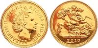 1/2 Sovereign Gold 2010 Großbritannien Elizabeth II. Seit 1952. Poliert... 175,00 EUR  zzgl. 7,00 EUR Versand