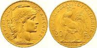20 Francs Gold 1910  A Frankreich Dritte Republik 1870-1940. Fast Stemp... 285,00 EUR