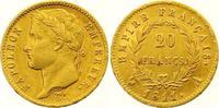 20 Francs Gold 1811  A Frankreich Napoleon I. 1804-1814, 1815. Winziger... 275,00 EUR