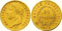 20 Francs Gold 1812  A Frankreich Napoleon I. 1804-1814, 1815. Winzige ... 450,00 EUR