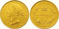Sovereign Gold 1868 Australien Victoria 1837-1901. Kratzer, sehr schön  300,00 EUR