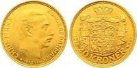 20 Kronen Gold 1913 Dänemark Christian X. 1912-1947. Winz. Randfehler, ... 325,00 EUR  zzgl. 7,00 EUR Versand