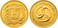 30 Pesos Gold 1974 Dominikanische Republik Republik seit 1865. Stempelg... 450,00 EUR  zzgl. 7,00 EUR Versand