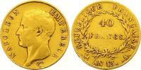 40 Francs Gold AN 13 A Frankreich Napoleon I. 1804-1814, 1815. Sehr sch... 500,00 EUR  zzgl. 7,00 EUR Versand