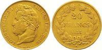 20 Francs Gold 1835  B Frankreich Louis Philippe I. 1830-1848. Sehr sch... 350,00 EUR  zzgl. 7,00 EUR Versand