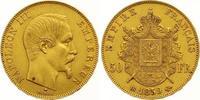 50 Francs Gold 1859  BB Frankreich Napoleon III. 1852-1870. Fast vorzüg... 700,00 EUR  zzgl. 7,00 EUR Versand