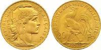 20 Francs Gold 1913  A Frankreich Dritte Republik 1870-1940. Vorzüglich... 285,00 EUR  zzgl. 7,00 EUR Versand