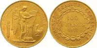 100 Francs Gold 1911  A Frankreich Dritte Republik 1870-1940. Vorzüglic... 1325,00 EUR kostenloser Versand