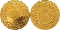 500 Piaster Gold 1967 Türkei Republik. Vorzüglich - Stempelglanz  1375,00 EUR kostenloser Versand