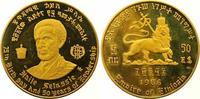 50 Dollars Gold 1966 Äthiopien Haile Selassi I. 1930-1936, 1941-1974. K... 775,00 EUR  zzgl. 7,00 EUR Versand