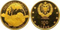 100 Leke Gold 1968 Albanien Sozialistische Volksrepublik. Ab 1946. Winz... 975,00 EUR
