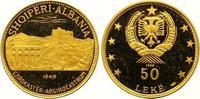 50 Leke 1969 Albanien Sozialistische Volksrepublik. Ab 1946. Winziger R... 550,00 EUR