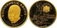 3000 Francs Gold  Tschad Republik seit 1962. Polierte Platte  430,00 EUR  zzgl. 7,00 EUR Versand