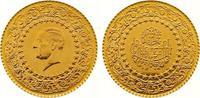 50 Piaster Gold 1972 Türkei Republik. Stempelglanz  145,00 EUR  zzgl. 7,00 EUR Versand