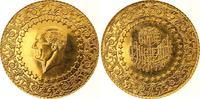 500 Piaster Gold 1972 Türkei Republik. Fast Stempelglanz  1450,00 EUR kostenloser Versand