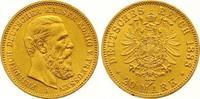 20 Mark Gold 1888  A Preußen Friedrich III. 1888. Vorzüglich  300,00 EUR