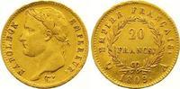 20 Francs Gold 1809  A Frankreich Napoleon I. 1804-1814, 1815. Prägebed... 295,00 EUR  zzgl. 7,00 EUR Versand