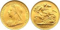 Half Sovereign Gold 1901 Großbritannien Victoria 1837-1901. Vorzüglich ... 245,00 EUR  zzgl. 7,00 EUR Versand