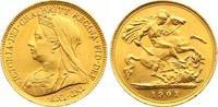 Half Sovereign Gold 1901 Großbritannien Victoria 1837-1901. Winziger Ra... 225,00 EUR  zzgl. 7,00 EUR Versand