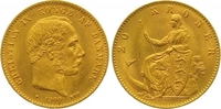 20 Kronen Gold 1900 Dänemark Christian IX. 1863-1906. Vorzüglich +  385,00 EUR  zzgl. 7,00 EUR Versand