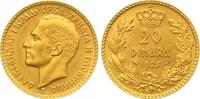 20 Dinara Gold 1925 Jugoslawien Alexander I. 1921-1934. Vorzüglich - St... 435,00 EUR  zzgl. 7,00 EUR Versand