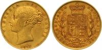 Sovereign Gold 1872 Großbritannien Victoria 1837-1901. Sehr schön +  335,00 EUR  zzgl. 7,00 EUR Versand