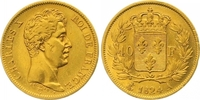 40 Francs Gold 1824  A Frankreich Charles X. 1824-1830. Winziger Randfe... 500,00 EUR  zzgl. 7,00 EUR Versand